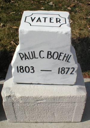 BOEHL, PAUL C. - Scott County, Iowa | PAUL C. BOEHL