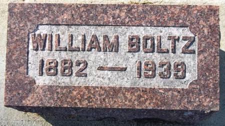 BOLTZ, WILLIAM - Scott County, Iowa   WILLIAM BOLTZ