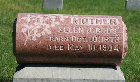 BRUS, ELLEN J. - Scott County, Iowa | ELLEN J. BRUS