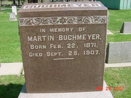 BUCHMEYER, MARTIN - Scott County, Iowa | MARTIN BUCHMEYER
