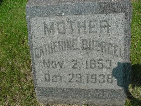 ROSTOCK BUERGEL, CATHERINE - Scott County, Iowa | CATHERINE ROSTOCK BUERGEL