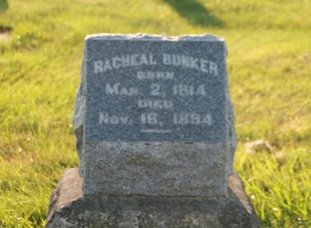 BUNKER, RACHEAL - Scott County, Iowa | RACHEAL BUNKER