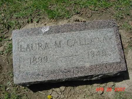 CALLAWAY, LAURA M - Scott County, Iowa | LAURA M CALLAWAY