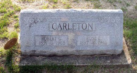 CARLETON, ROBERT G. - Scott County, Iowa | ROBERT G. CARLETON