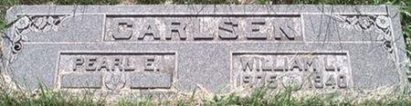 CARLSEN, WILLIAM L. - Scott County, Iowa | WILLIAM L. CARLSEN