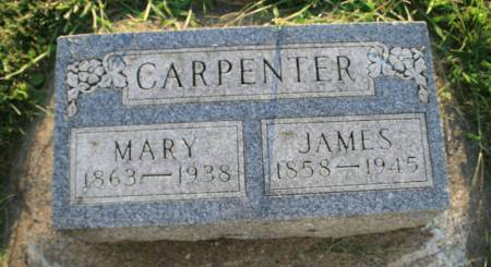 CARPENTER, JAMES - Scott County, Iowa | JAMES CARPENTER