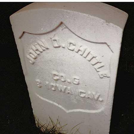 CHITTLE, JOHN - Scott County, Iowa | JOHN CHITTLE