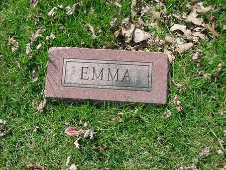 CLAPP, EMMA - Scott County, Iowa | EMMA CLAPP