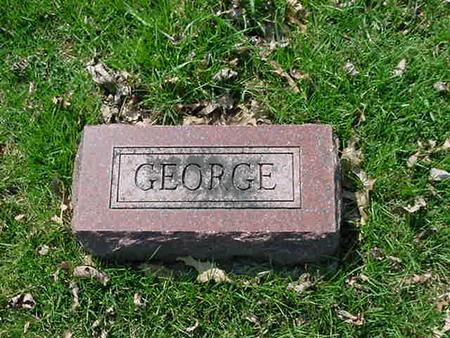 CLAPP, GEORGE M - Scott County, Iowa | GEORGE M CLAPP