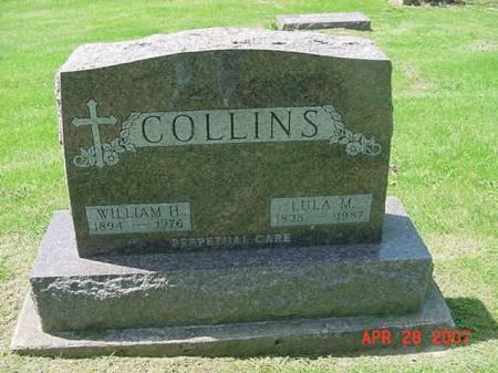 COLLINS, LULA M - Scott County, Iowa | LULA M COLLINS