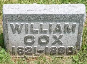 COX, WILLIAM - Scott County, Iowa | WILLIAM COX