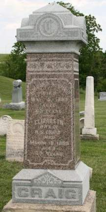 CRAIG, RICHARD S. - Scott County, Iowa   RICHARD S. CRAIG