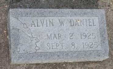 DANIEL, ALVIN W. - Scott County, Iowa | ALVIN W. DANIEL