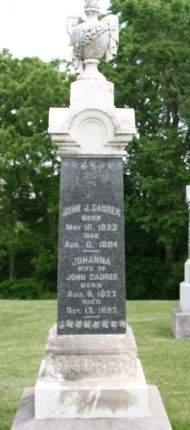 DAURER, JOHANNA - Scott County, Iowa | JOHANNA DAURER