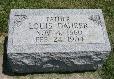DAURER, LOUIS - Scott County, Iowa | LOUIS DAURER