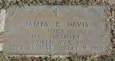 DAVIS, JAMES K. - Scott County, Iowa | JAMES K. DAVIS