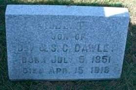 DAWLEY, ALBERT L. - Scott County, Iowa | ALBERT L. DAWLEY