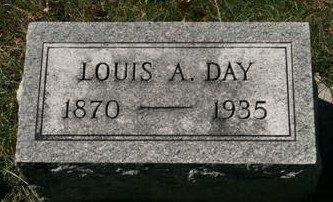 DAY, LOUIS A. - Scott County, Iowa | LOUIS A. DAY