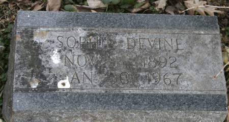 DEVINE, SOPHIE - Scott County, Iowa | SOPHIE DEVINE