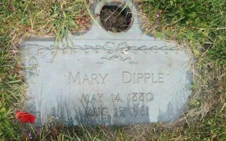 DIPPLE, MARY - Scott County, Iowa | MARY DIPPLE