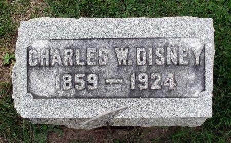 DISNEY, CHARLES W. - Scott County, Iowa | CHARLES W. DISNEY