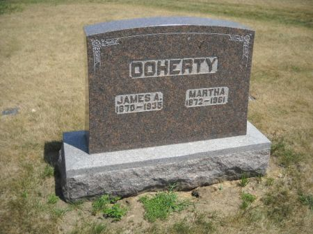DOHERTY, MARTHA - Scott County, Iowa | MARTHA DOHERTY