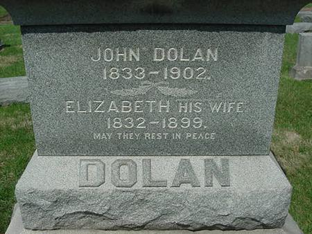 DOLAN, JOHN - Scott County, Iowa | JOHN DOLAN