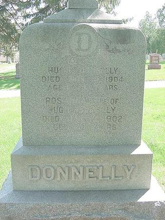 DONNELLY, ROSANNA - Scott County, Iowa | ROSANNA DONNELLY