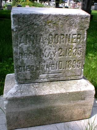 DORNER, ANNA - Scott County, Iowa | ANNA DORNER