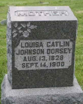 DORSEY, LOUISA - Scott County, Iowa | LOUISA DORSEY