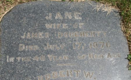 DOUGHERTY, JANE - Scott County, Iowa | JANE DOUGHERTY