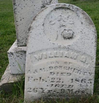 DOUGHERTY, WILLIAM A. - Scott County, Iowa | WILLIAM A. DOUGHERTY