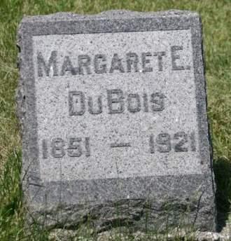 DUBOIS, MARGARET E. - Scott County, Iowa | MARGARET E. DUBOIS