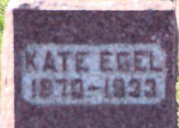 EGEL, KATE - Scott County, Iowa | KATE EGEL