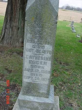 EGGER, THEODORE - Scott County, Iowa | THEODORE EGGER