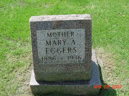 EGGERS, MARY A - Scott County, Iowa | MARY A EGGERS