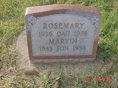 EHLERS, ROSEMARY - Scott County, Iowa | ROSEMARY EHLERS