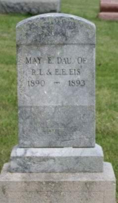 EIS, MAY E. - Scott County, Iowa | MAY E. EIS