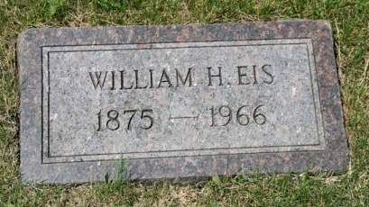 EIS, WILLIAM H. - Scott County, Iowa | WILLIAM H. EIS