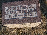ELIZABETH, SHEAHAN - Scott County, Iowa | SHEAHAN ELIZABETH