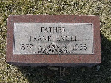 ENGEL, FRANK - Scott County, Iowa | FRANK ENGEL