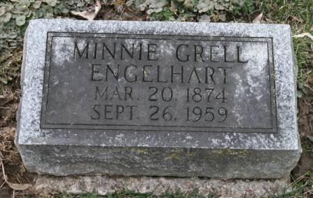 ENGELHART, MINNIE - Scott County, Iowa | MINNIE ENGELHART