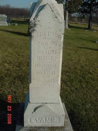 EVANS, JESSE - Scott County, Iowa | JESSE EVANS