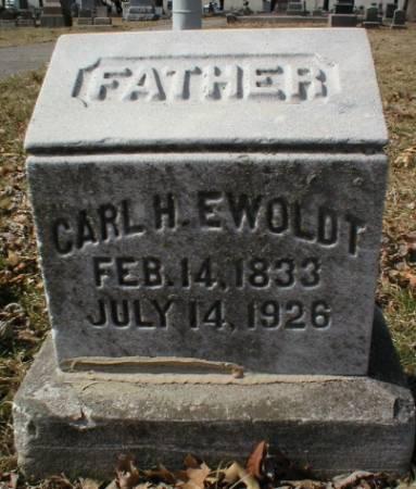 EWOLDT, CARL H. - Scott County, Iowa | CARL H. EWOLDT