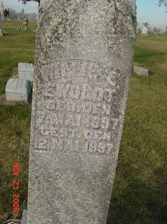 EWOLDT, WILLIE E - Scott County, Iowa | WILLIE E EWOLDT