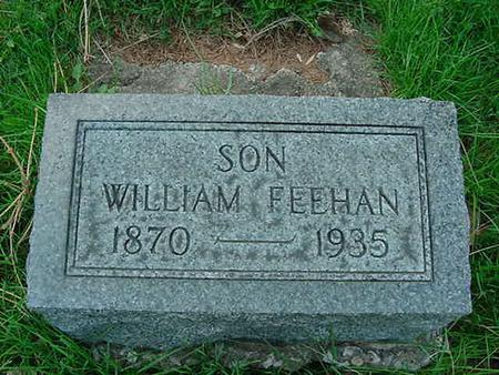 FEEHAN, WILLIAM - Scott County, Iowa | WILLIAM FEEHAN