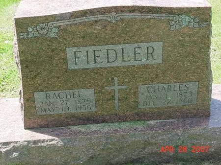 FIEDLER, RACHEL - Scott County, Iowa | RACHEL FIEDLER