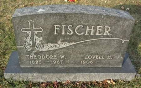 FISCHER, THEODORE W. - Scott County, Iowa | THEODORE W. FISCHER