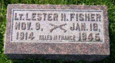 FISHER, LESTER H. - Scott County, Iowa | LESTER H. FISHER