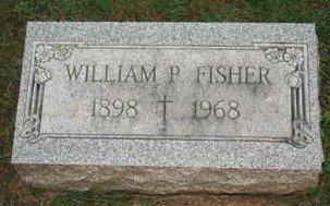 FISHER, WILLIAM P. - Scott County, Iowa | WILLIAM P. FISHER